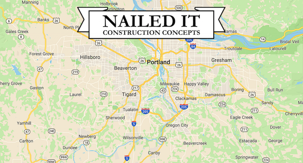 Nailed It Service Area